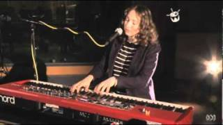 Regina Spektor - No Surprises (Live On Triple J)
