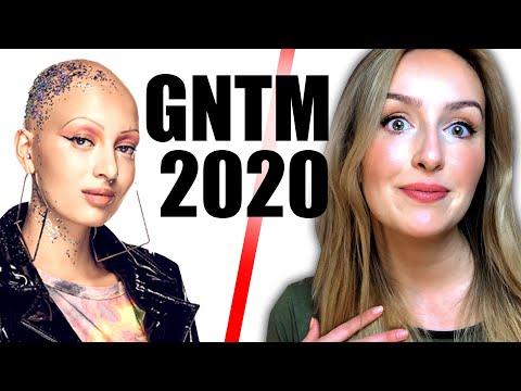 GNTM Kandidatinnen 2020...