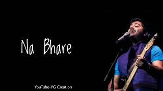 Mera Pyaar Tera Pyaar | Arijit Singh | Super Hit Song | Status | Black Screen Status |