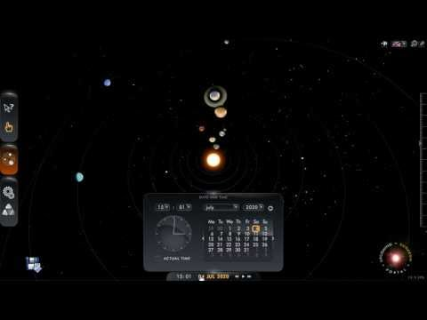 Massive Planetary Alignments July 2020 - YouTube