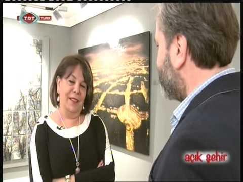 Russo Art Gallery istanbul // Trt Türk Açık Şehir Programı