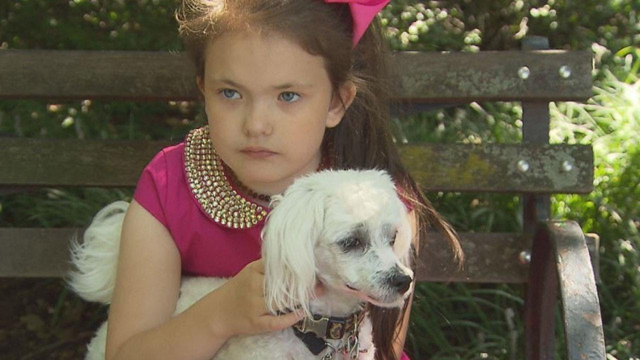 Neighbor Calls Cops on Mom Who Let 8-Year-Old Daughter Walk Dog Alone