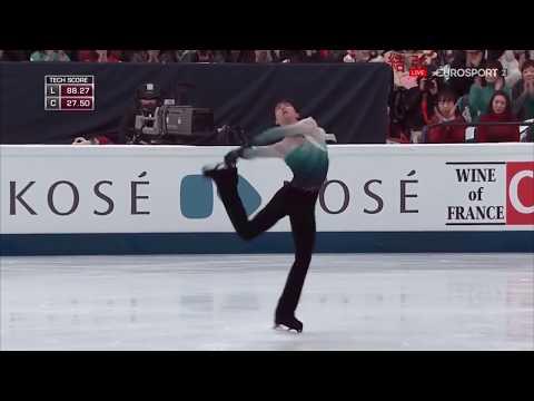 Figure Skating House of Cards -  BTS / Yuzuru Hanyu