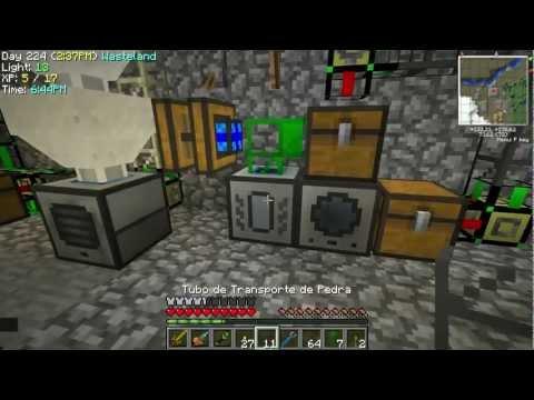 Produzindo Energy Cell Frame (full) automaticamente - Minecraft com Mods EP47