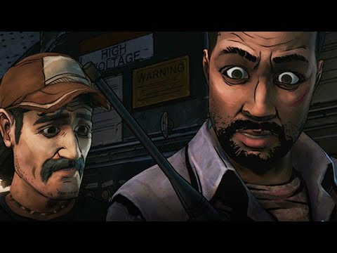 The Walking Dead Season 1 Episode 3 (Remastered Collection) Long Road Ahead 1080p 60FPS