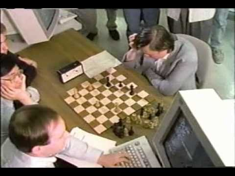 Kasparov versus Deep Thought documentary (part 3 of 4)