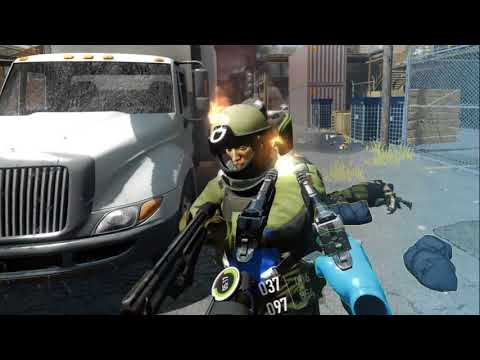 Payday 2 VR - Watchdogs Day 1 Gameplay