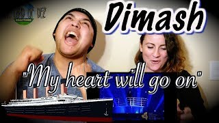 Dimash Kudaibergen - My Heart Will Go On - Hainan International Film Festival 2018-REACTION