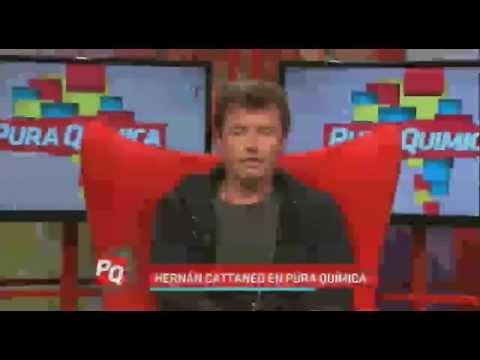 Hernan Cattaneo en Pura Quimica ESPN+ 10 09 2014 (Audio Normal)