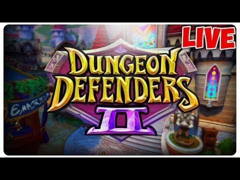 Super joc GRATUIT   Dungeon Defenders II  [LIVE#52]