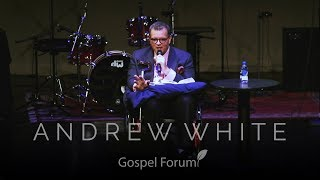 Andrew White - Present Suffering and Future Glory (Gospel Forum 2017)