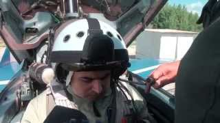 Flight of Indian guest to Stratosphere in MiG-29. Marvelous Mi…