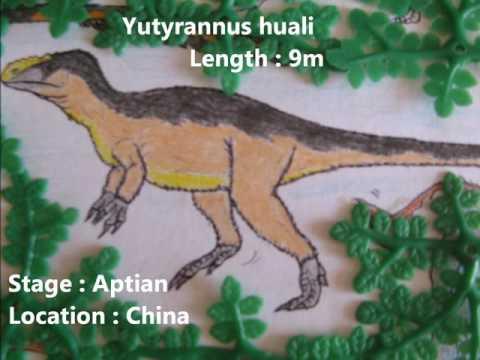 My drawings, Episode II part 3 : Cretaceous #1