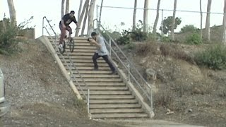 BMX - Augie Simoncini Deadline DVD Section