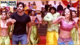 Pawan Kalyan Hit Song || Maro Maro Masthi Maro Video Song|| Bangaram Movie ||Meera Chopra, Reema Sen