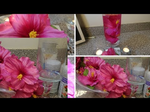 NEW!!! How to create beautiful centerpieces with water beads