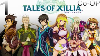Tales Of Xillia Co Op Part 1 Follow The Yellow Lines (Lets Play)
