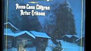 Jul Jul Strålande Jul Anna Lena Löfgren Och Artur Erison Inps 1969