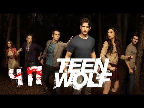 🎞️ Волчонок / Teen Wolf 🐺🌑 [Что Посмотреть]