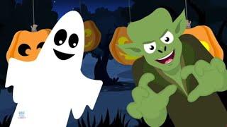 ты не можешь бежать это Хэллоуин | страшная песня для детей | You Can't Run It's Halloween
