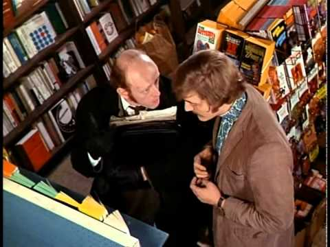 Greetings (1968) bookstore scene