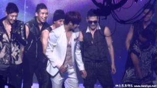 110617 Young Saeng dances to Break Down during Encore MB