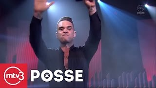 Robbie Williams - Party Like A Russian | POSSE3 | MTV3