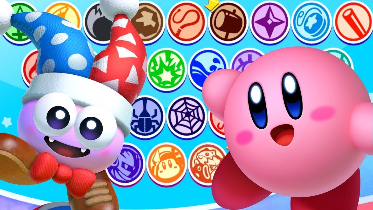 How To Draw Kirby Star Allies Characters