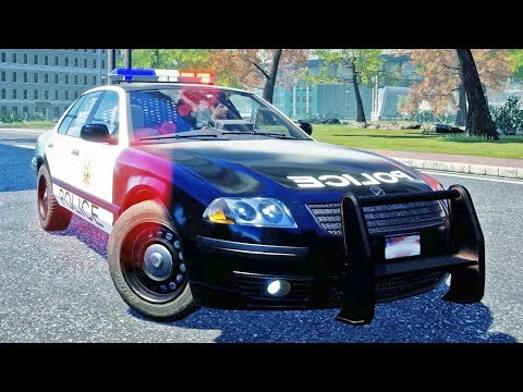First Look! | Police Simulator: Patrol Duty