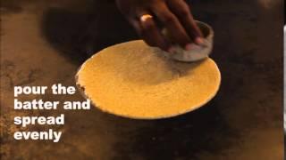 How To Make Dosas (or Chillas, Pancakes, Uttapams Etc) Without Oil
