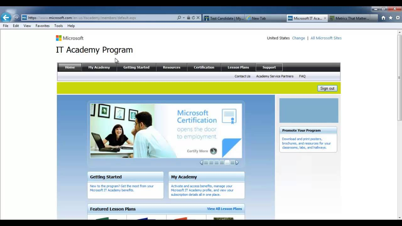 Applying And Becoming A Microsoft Certified Trainer Youtube