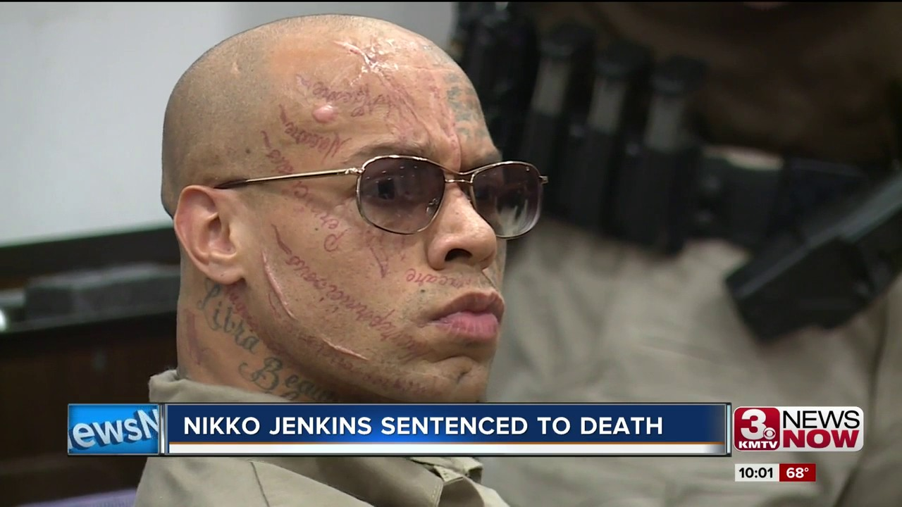 Nikko jenkins documentary