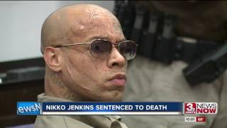 Nikko Jenkins sentenced to death thumbnail