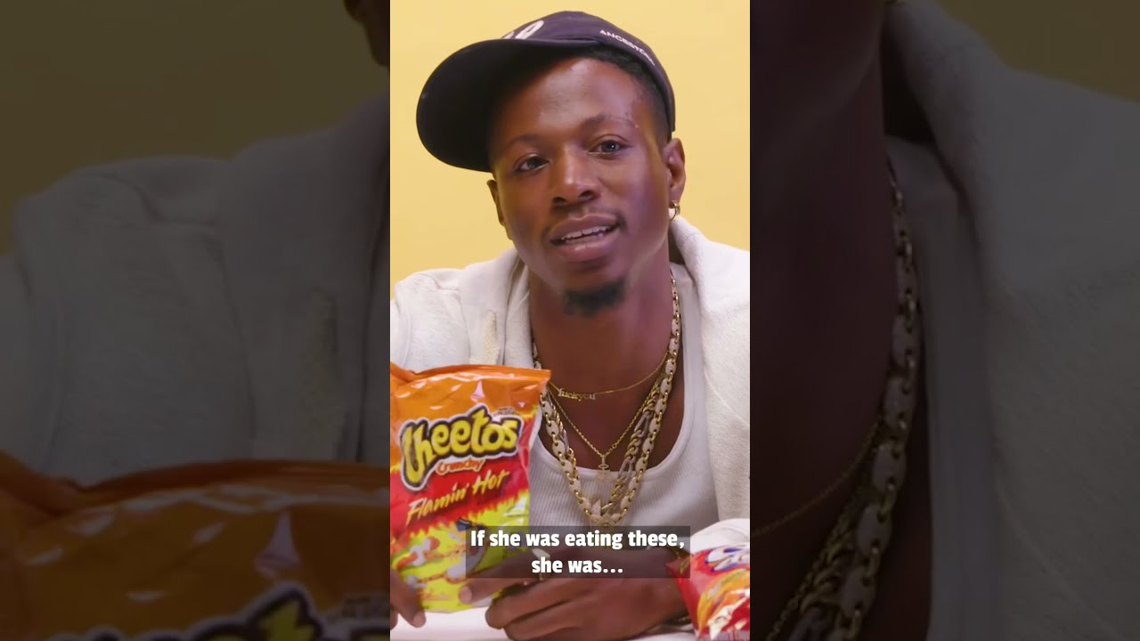 Joey Bada$$ Explains What Your Cheese Puff Choice Says About You | MORE SNACKED