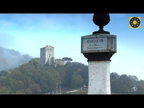 """TOSKANA  - Teil 4 """"Montalcino - Montepulciano - Pienza - Suvereto"""" TUSCANY - TOSCANA"""