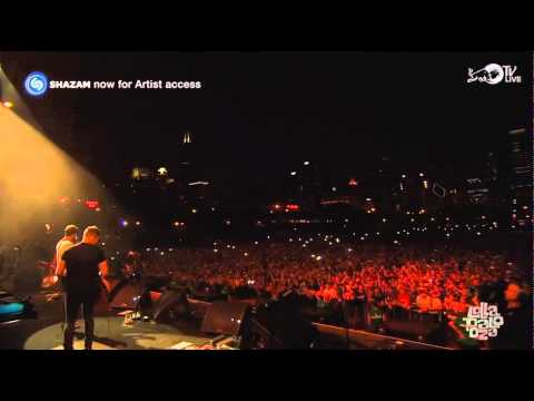 Kings of Leon  Use Somebody  @ Lollapalooza 2014