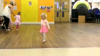 Toddler Ballet - Hilarious Thumbnail