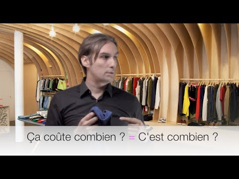 EFJのフランス語のミニレッスン:お会計の頼み方