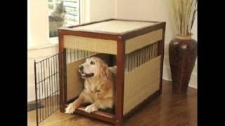 Mr Herzhers 18301 Deluxe Dog Crate Medium