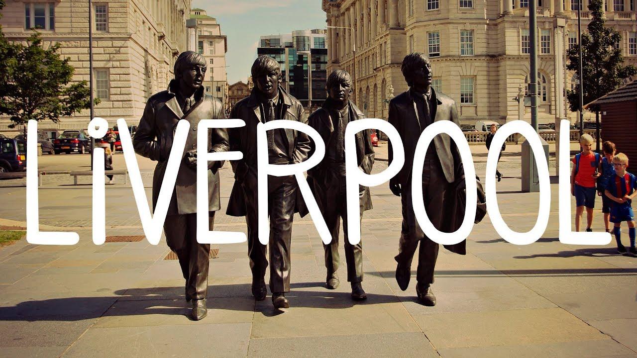 Liverpool Inglaterra Reino Unido Youtube