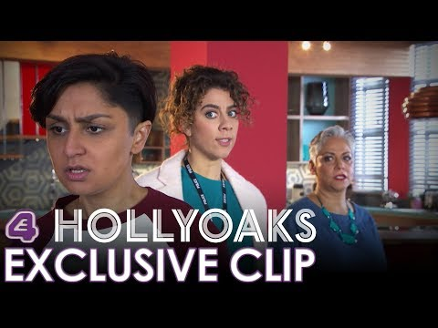 Hollyoaks Exclusive Clip: Wednesday 11th April
