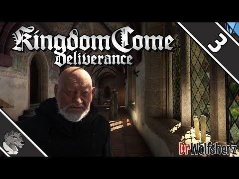 Kingdom Come: Deliverance | #3 - Kampftraining | Let's Play