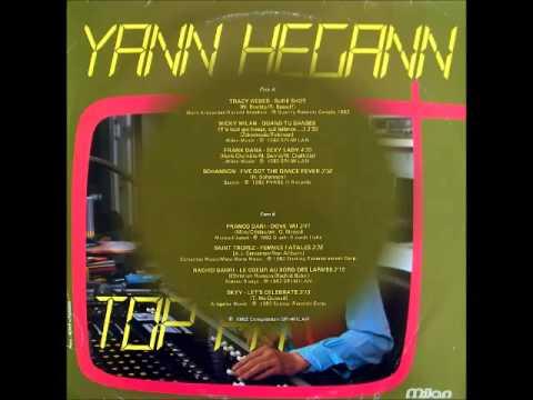 YANN HEGANN - Top FM - Compilation 1982 MILAN Records France