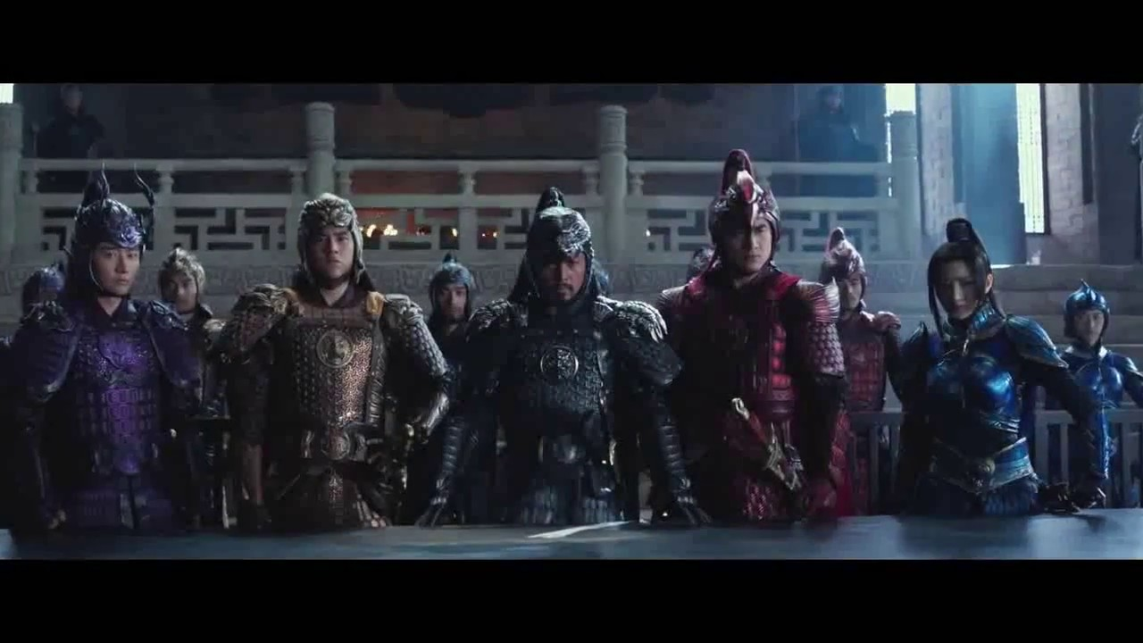 Download The Great Wall - Official Film Trailer 2 2017 - Matt Damon, Pedro Pascal Movie HD