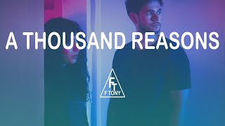 Alessia Cara - A thousand reasons. (Prod.  F Tony) Rnbass 2021.