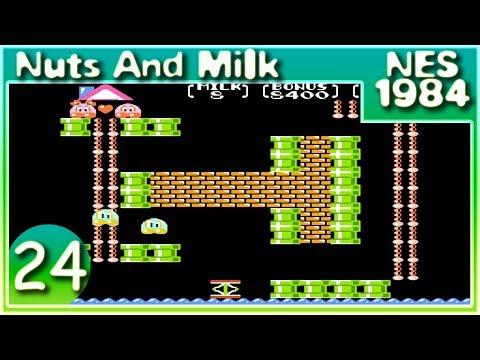 Nuts & Milk - 24: Abishai - ФИНАЛ, но конец ли? (Уровни от Aurel)