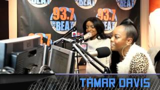 Singer Tamar Davis talks 1st meeting with Prince, Tyler Perry and dating online
