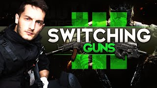 SWITCHING GUNS - Black Ops III