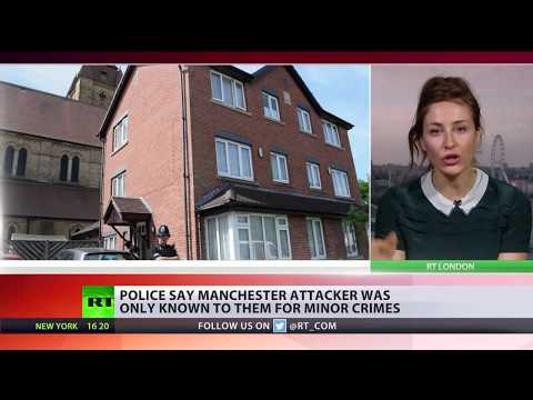 Manchester attacker was only known to UK police for minor crimes