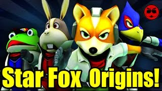 Star Fox Inspired by Japan's First Manga - Culture Shock
